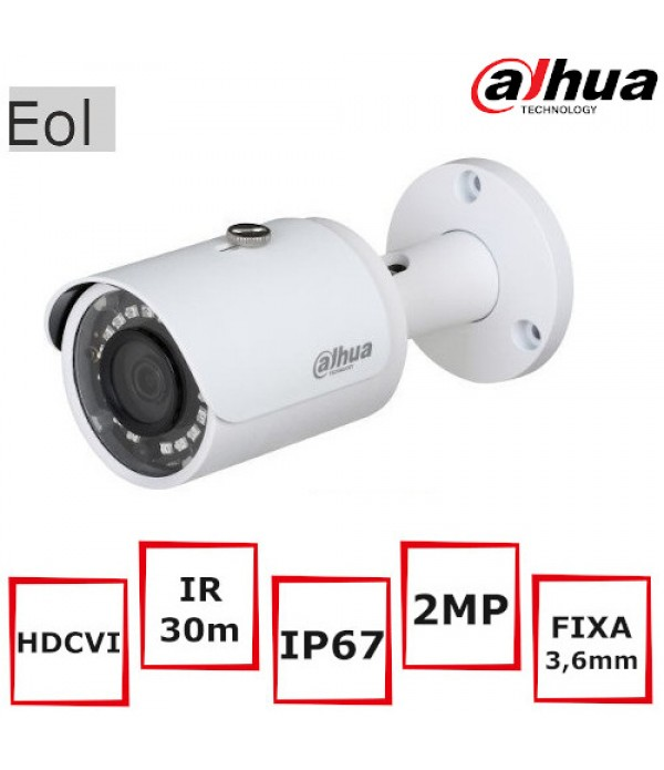 Camera supraveghere Bullet Dahua HAC-HFW2221S