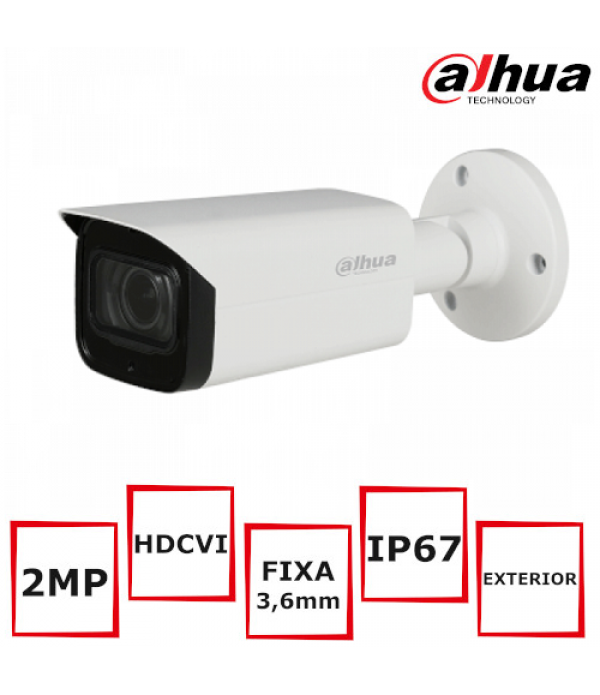 Camera de supraveghere video DAHUA HAC-HFW2249T-I8...