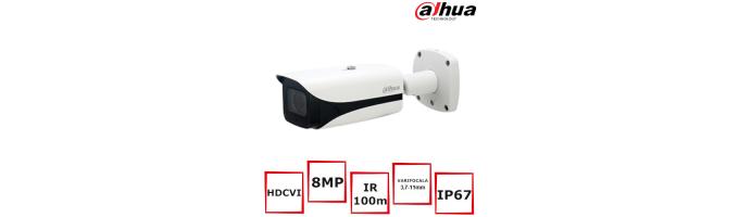 Camera supraveghere bullet Dahua HAC-HFW3802E-ZH-V...
