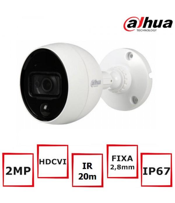 Camera supraveghere video Dahua  HAC-ME1200B-PIR
