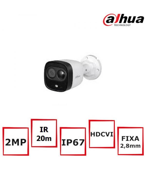 Camera supraveghere video Dahua  HAC-ME1200D-LED