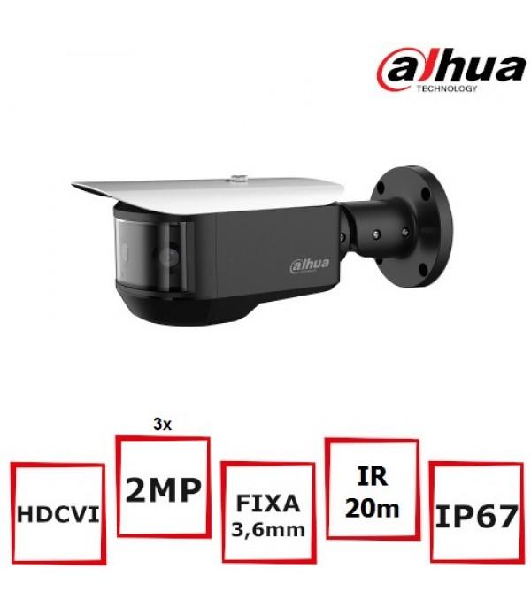 Camera supraveghere video Dahua HAC-PFW3601-A180-E...