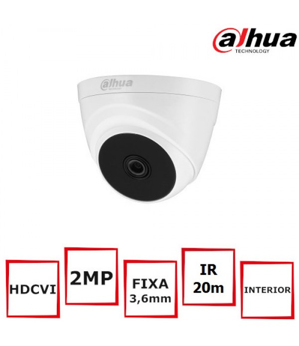Camera supraveghere Eyeball Dahua HAC-T1A21