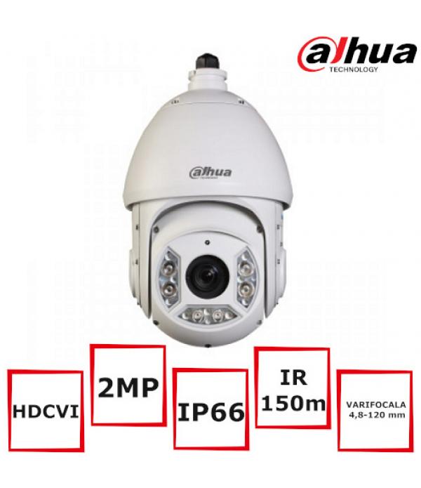 Camera supraveghere video Dahua SD6C225I-HC
