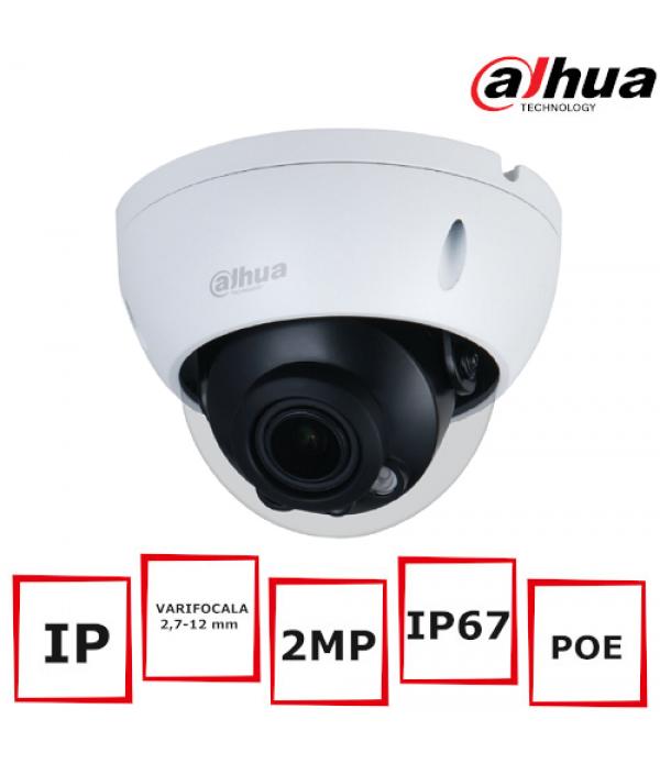 Camera Supraveghere Dome Dahua IPC-HDBW1230R-ZS-28...