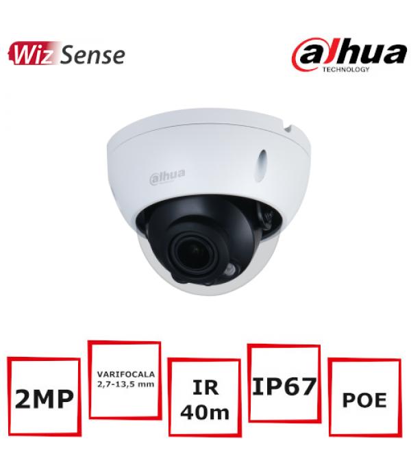 Camera Supraveghere Dome Dahua IPC-HDBW3241R-ZAS