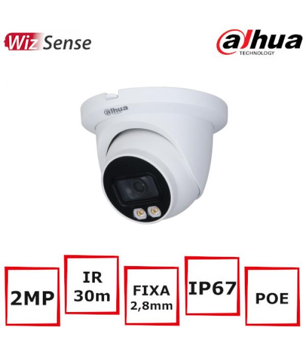 Camera Supraveghere Eyeball Dahua IPC-HDW3249TM-AS...