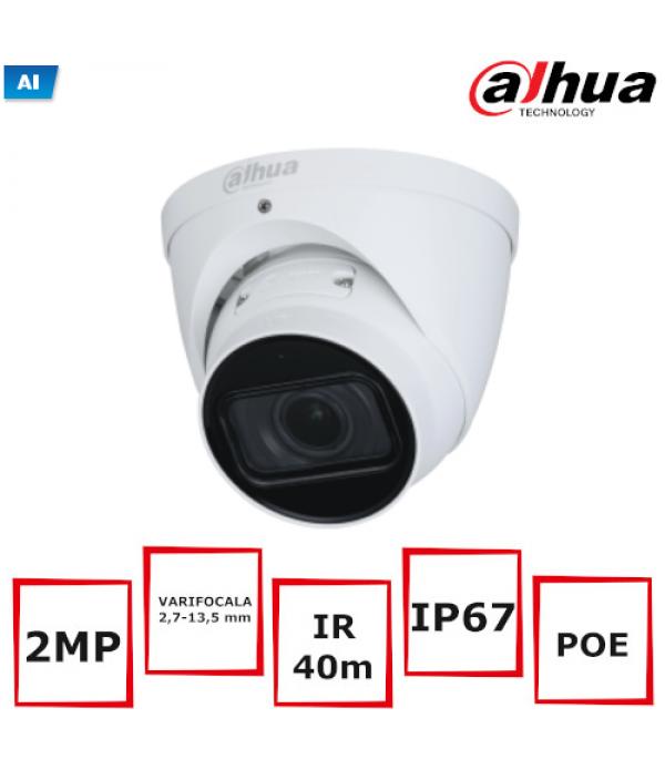 Camera Supraveghere Eyeball Dahua IPC-HDW5241T-ZE