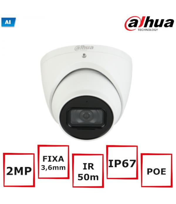 Camera supraveghere eyeball Dahua IPC-HDW5241TM-AS...