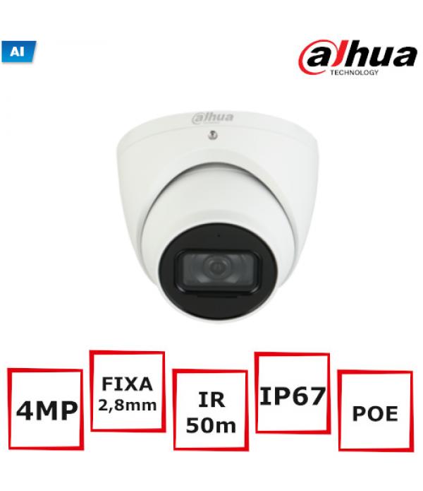 Camera supraveghere eyeball Dahua IPC-HDW5442TM-AS...