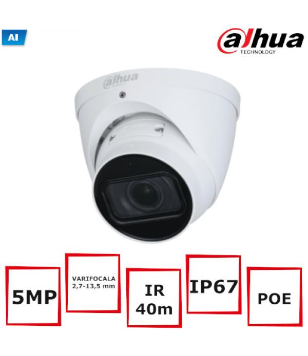 Camera Supraveghere Eyeball Dahua IPC-HDW5541T-ZE