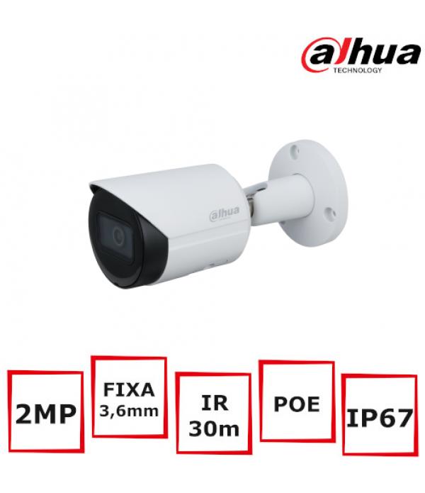 Camera Supraveghere Bullet Dahua IPC-HFW2231S-S-S2