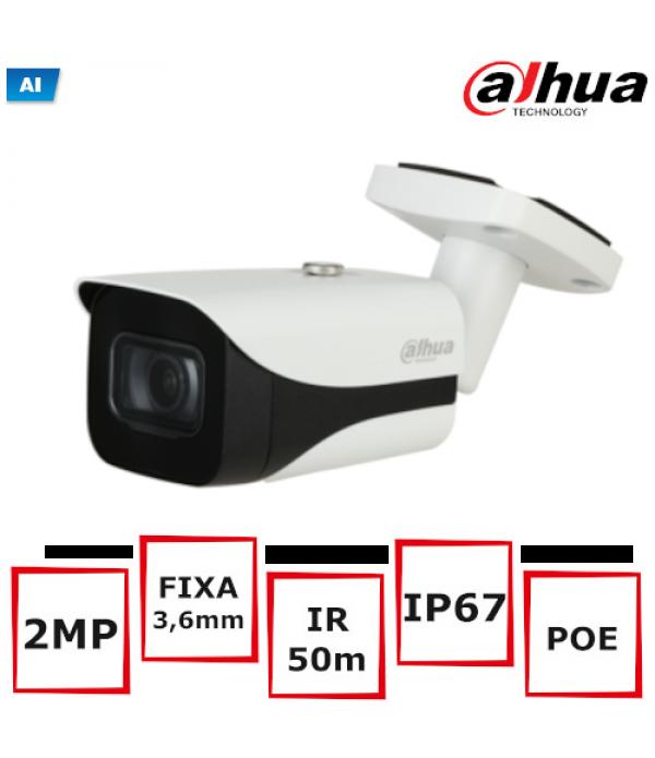 Camera Supraveghere Bullet Dahua IPC-HFW5241E-SE