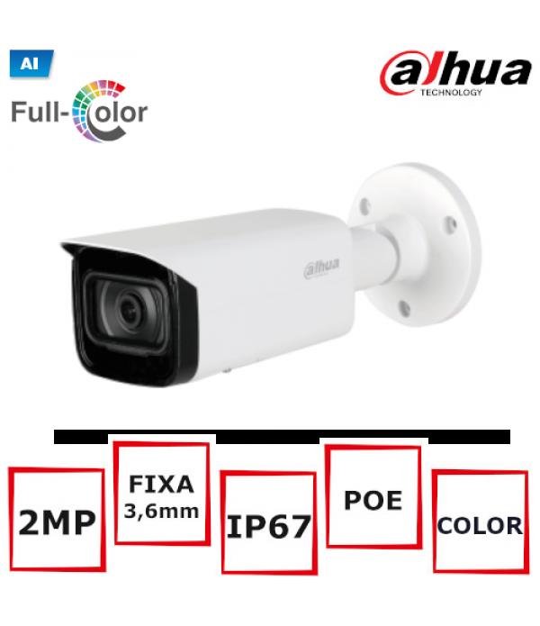 Camera Supraveghere Bullet Dahua IPC-HFW5249T-ASE-...