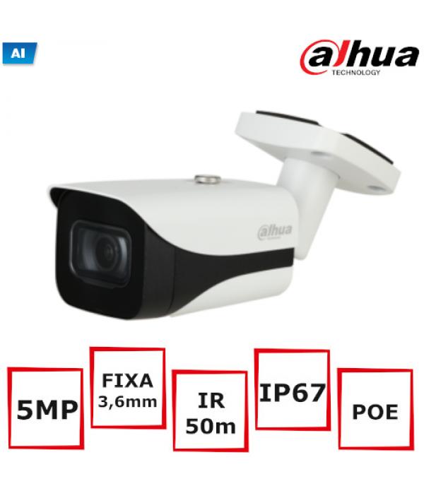 Camera Supraveghere Bullet Dahua IPC-HFW5442E-SE