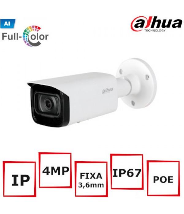 Camera supraveghere Bullet Dahua IPC-HFW5449T-ASE...
