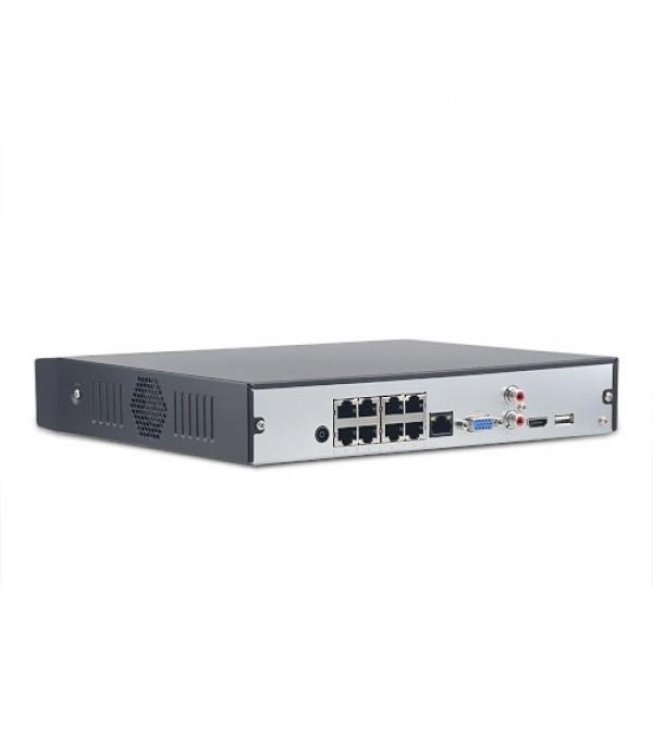 NVR cu 8 canale Dahua NVR4108HS-8P-4KS2