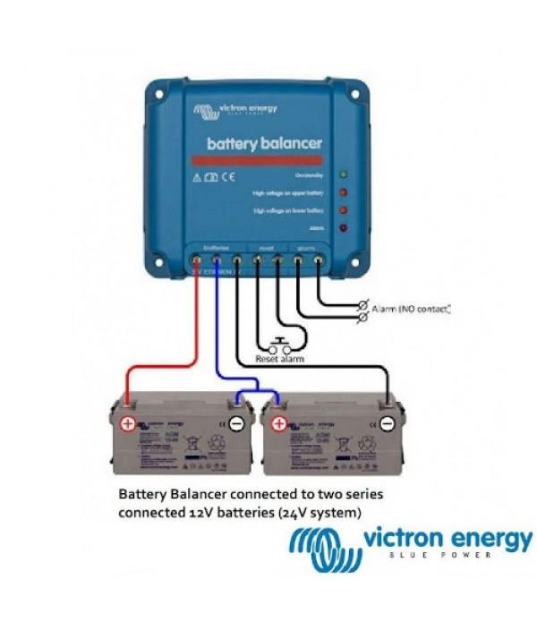 Battery Balancer - Sistem de echilibrare baterii