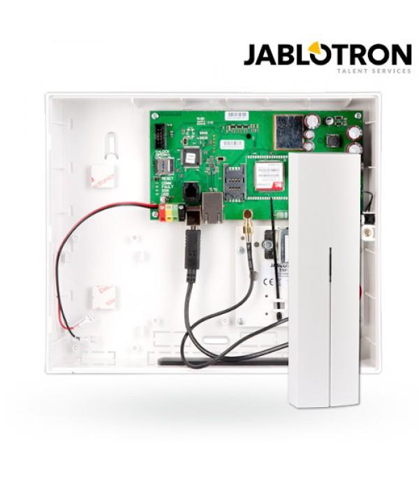Panoul de control cu comunicatii GSM / GPRS si LAN...
