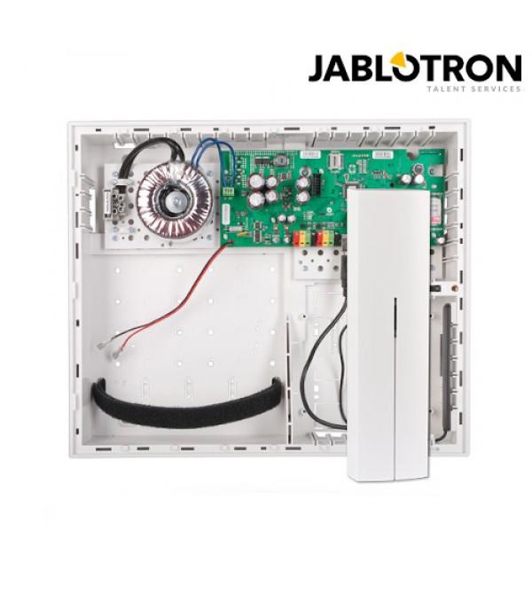 Panou de control  cu comunicator 3G / LAN încorporat și modul radio, Jablotron JA-106KR-3G