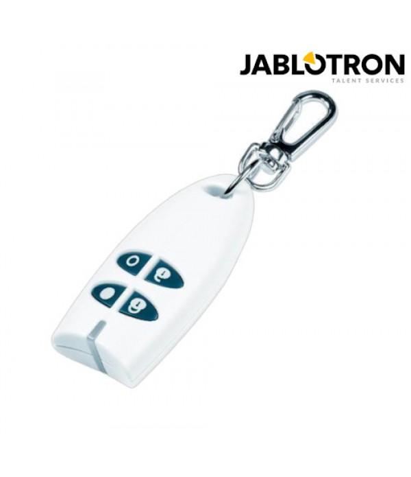 Telecomanda 4 butoane alba Jablotron JA-186JW