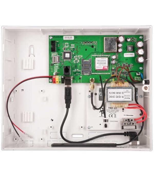 Unitate centrala de baza cu comunicator GSM/GPRS i...